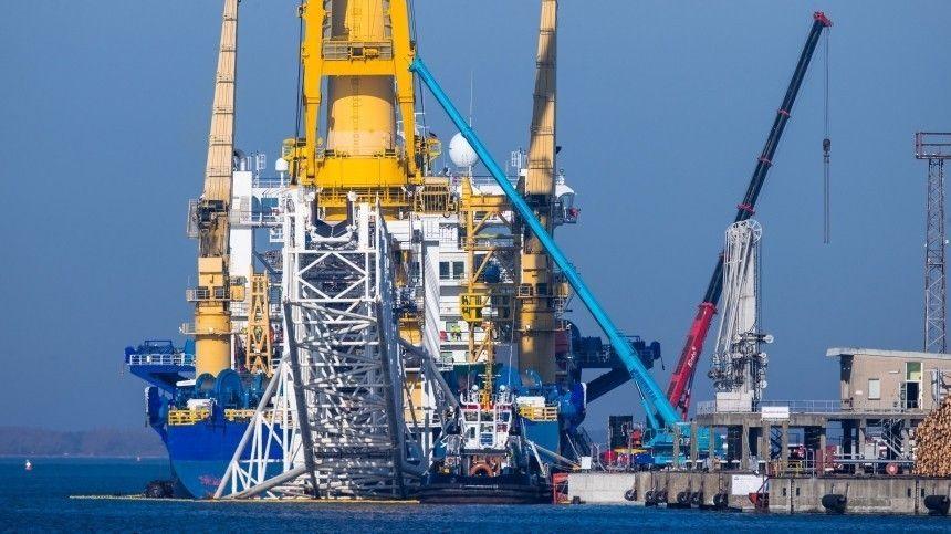 Новак назвал год завершения строительства Северного потока  2