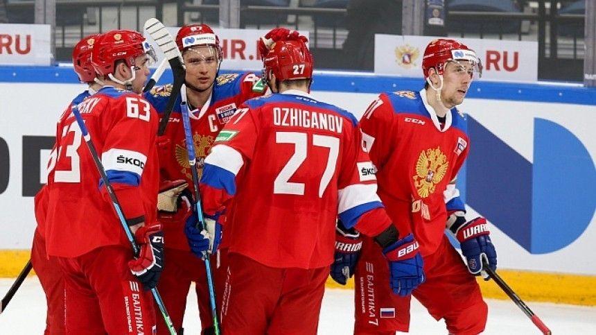 Встреча состоялась вМоскве изакончилась сосчетом 2:0 впользу хозяев льда.