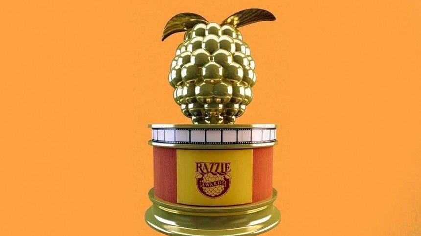 Традиционно награду присваивают тем актерам икинолентам, которые неоправдали зрительских надежд.