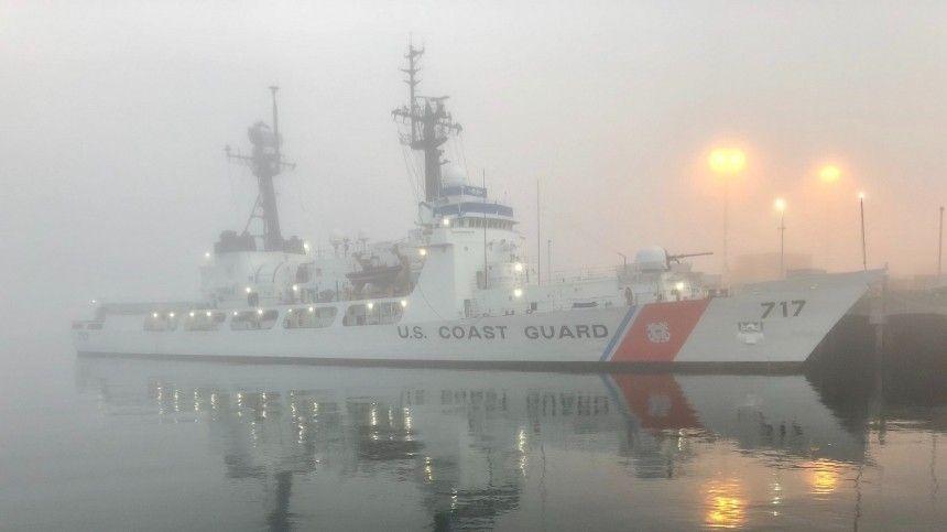 США направили в Черное море патрульный катер Hamilton