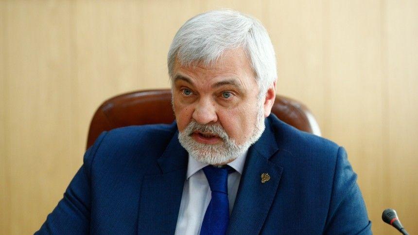 Ранее впресс-службе региона заявили, что Уйба обратился кМихайлову на«понятном депутату языке».
