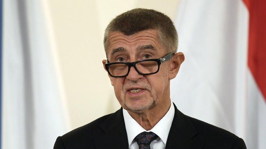 Несколько дней назад Мария Бенешова заявила, что существует более двух версий опричинах инцидента воВрбетице.