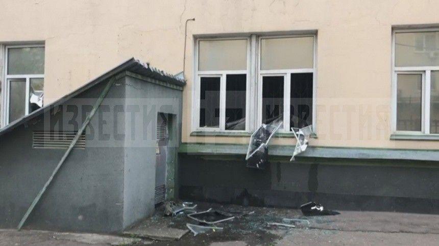 В МЧС опровергли гибель трех человек при пожаре в московской гостинице