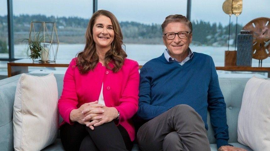 Жена Билла Гейтса решила отказаться от алиментов после развода