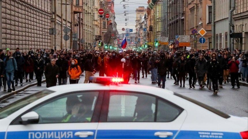 В Госдуме рассказали об иностранных центрах, готовящих незаконные акции в России