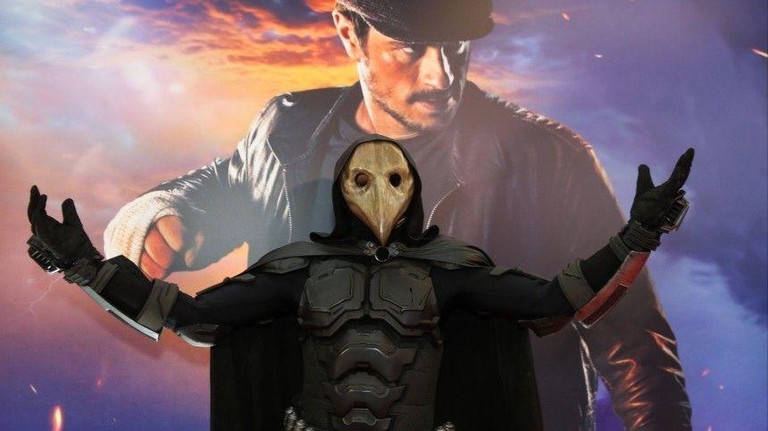 Помимо блокбастера-кинокомикса опетербургском «супергерое», стриминговый видеосервис будет показывать картину «Серебряные коньки».