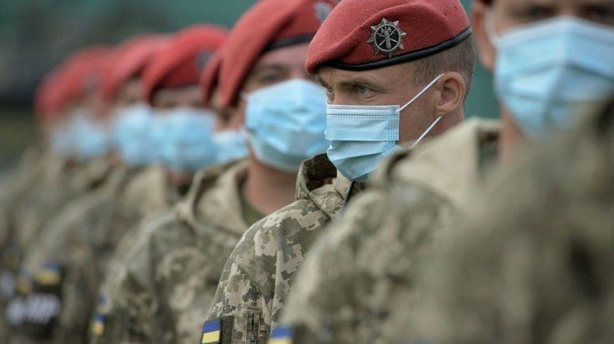 Украина обустроила 400 километров противотанковых рвов на границе с РФ