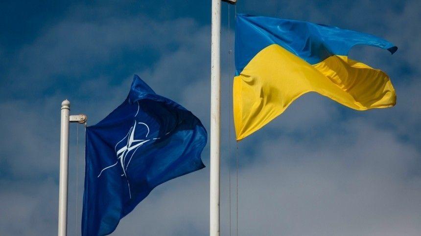 США поддержали идею вступления Украины в НАТО