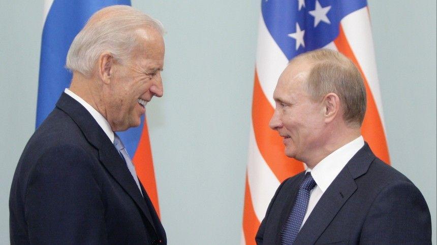 Глава Белого дома хочет встретиться сроссийским лидером виюне врамках своей поездки вЕвропу.
