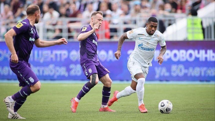 Игроков петербургской команды «подвела реализация», оправдался после игры главный тренер клуба Сергей Семак.