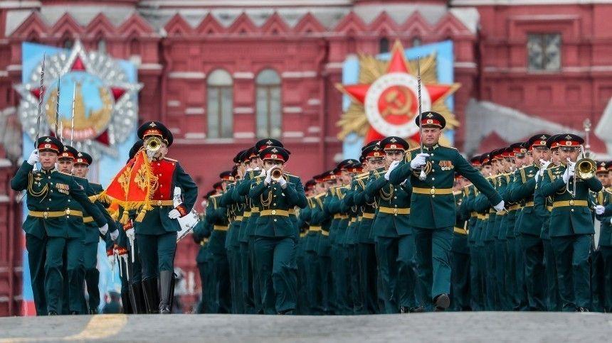 Посольство США вРоссии приняло приглашение посетить Парад Победы вМоскве