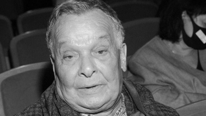Умер оператор «Вокзала для двоих» и«Жестокого романса» Вадим Алисов
