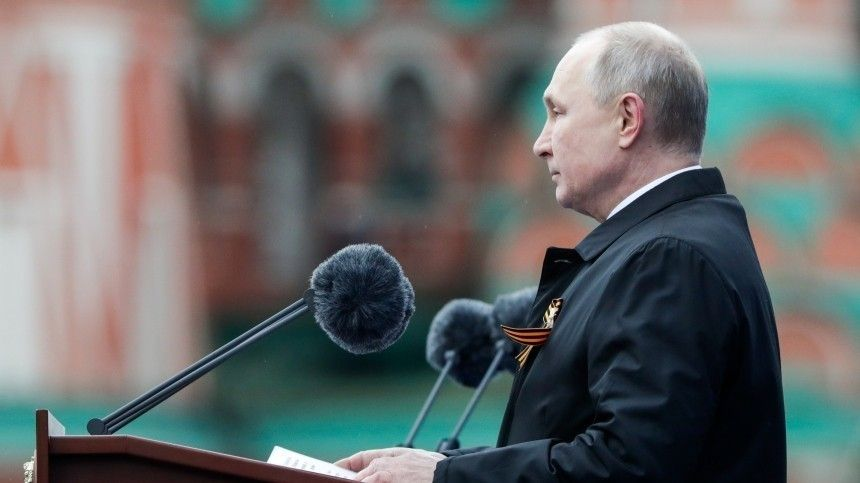 Слова российского президента наКрасной площади 9мая продолжают разбирать нацитаты иискать вних скрытые послания.