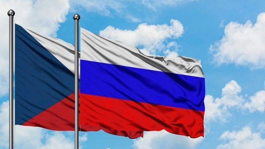 Отношения между Москвой иПрагой дали трещину всередине апреля.