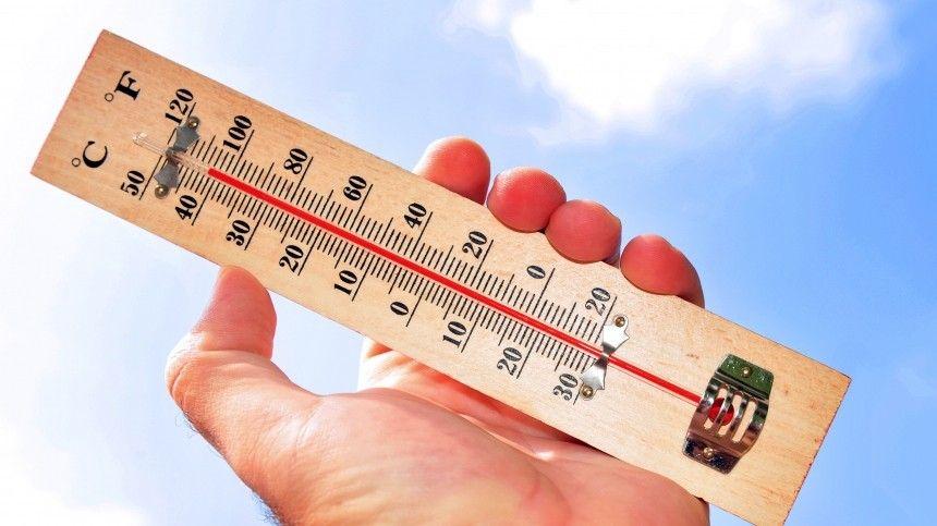 Вряде областей Северо-Западного федерального округа будет даже теплее, чем вцентральной части страны.