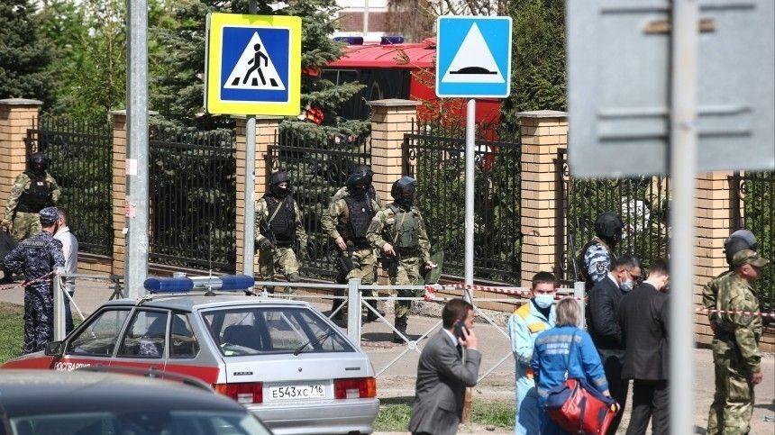 Поданным 5-tv.ru, происшествие унесло жизни девяти человек.