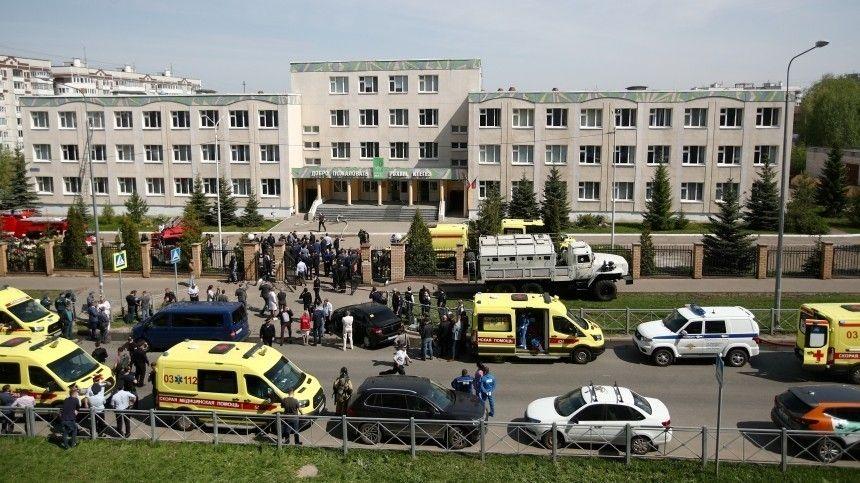 Страшные детали первых минут после нападения рассказала одна изсвидетельниц трагедии.