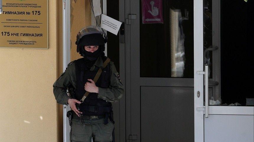 Врезультате трагедии вгимназии вТатарстане погибли девять человек.