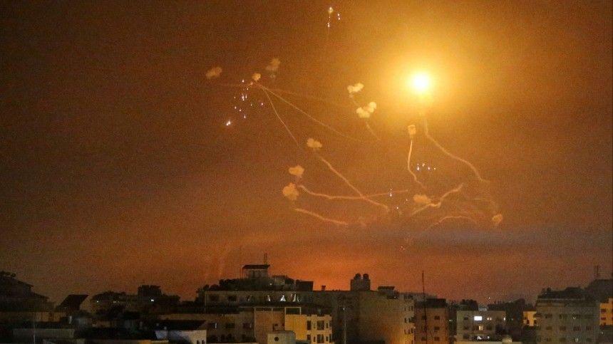 Новый виток палестино-израильского конфликта стартовал 10мая. Вответ наэто израильские ВВС атаковали ряд объектов ХАМАС.