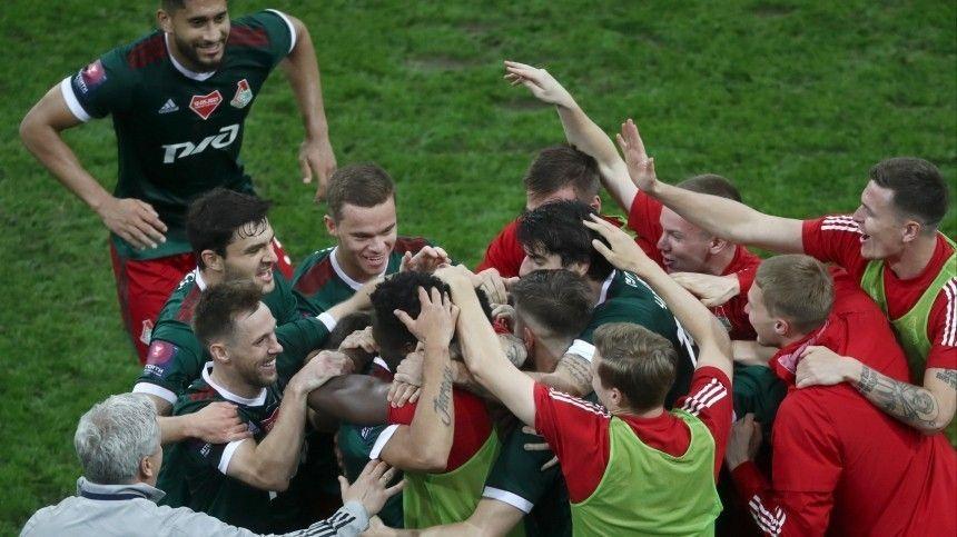 Финальный поединок врамках турнира прошел настадионе «Нижний Новгород».