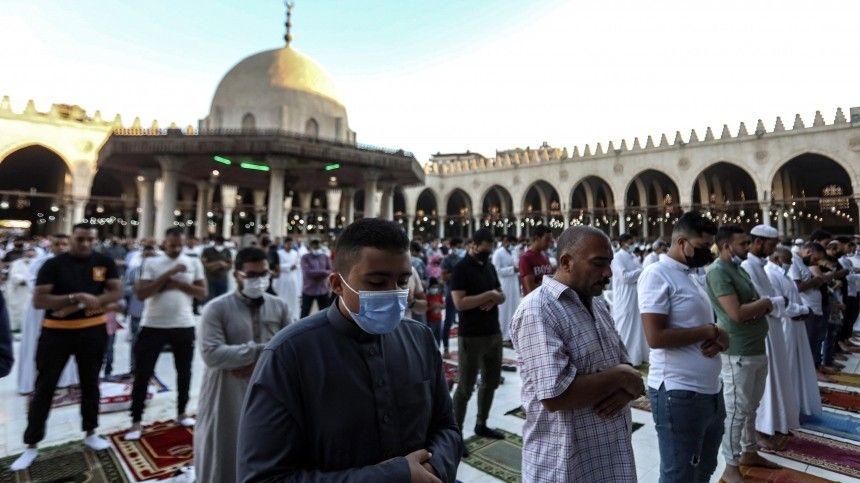 Окончание священного месяца Рамадан вэтом году отмечается с12 на13мая.