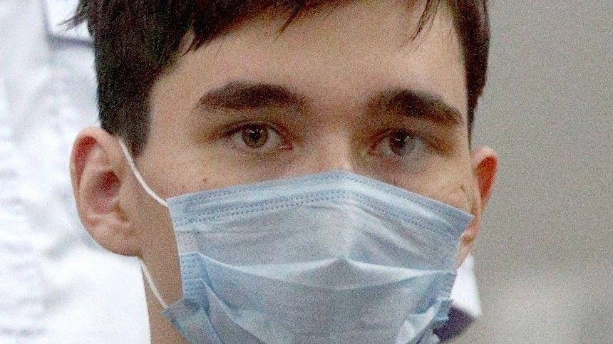 Ильназ Галявиев арестован надва месяца порешению суда.