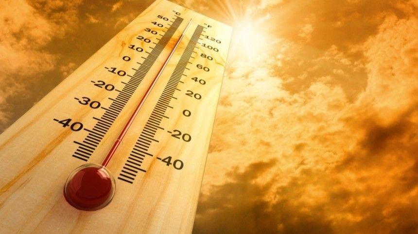 Накануне вСанкт-Петербурге был побит температурный рекорд 1963 года.
