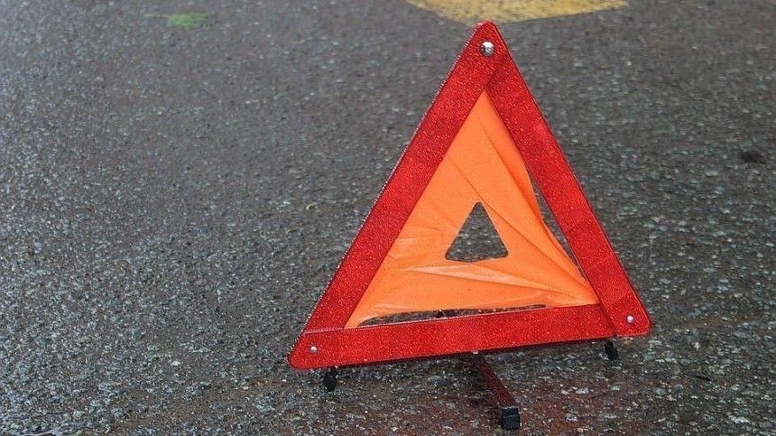 Авария произошла днем наКутузовском шоссе вМоскве.