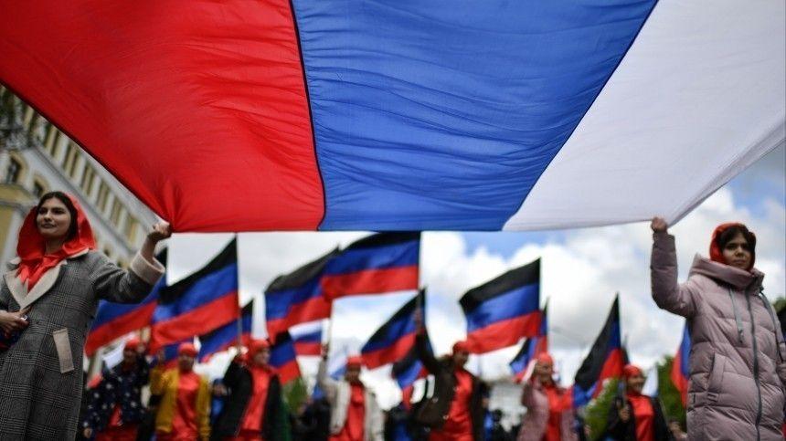 Агентство Bloomberg заявило, что вдокументах Евросоюза есть информация оковарных планах РФпорасширению территории.