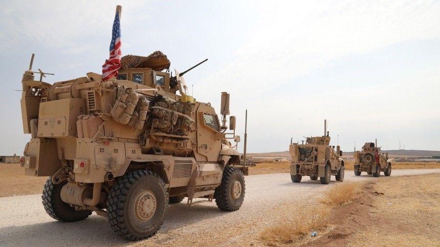 Как отметили вМинобороны РФ, американцы двигались понесогласованному заранее маршруту, без уведомлений.