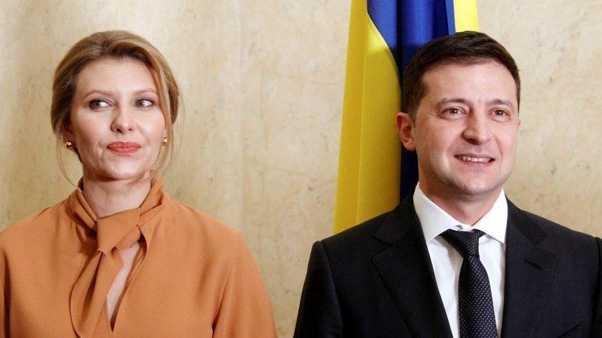 Первая леди Украины завила, что почти неподходит ккухонной плите.