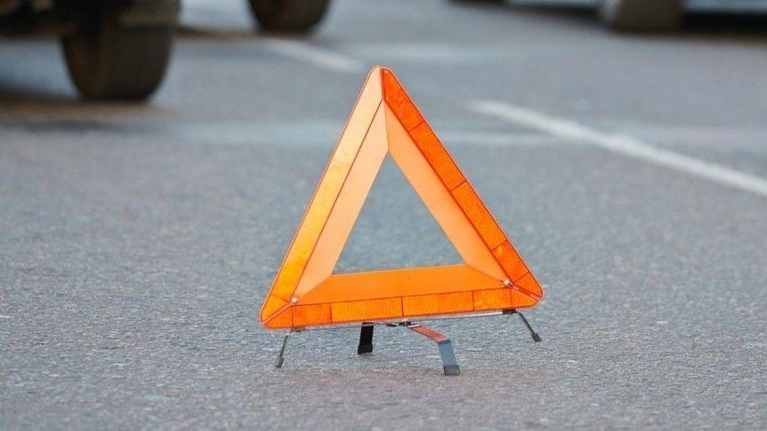 Дорожный инцидент произошел ночью 15мая натрассе Р-257 «Енисей».