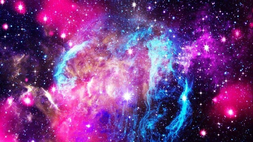 Телескоп Hubble смог захватить вкадр галактики самых разнообразных ипричудливых форм.