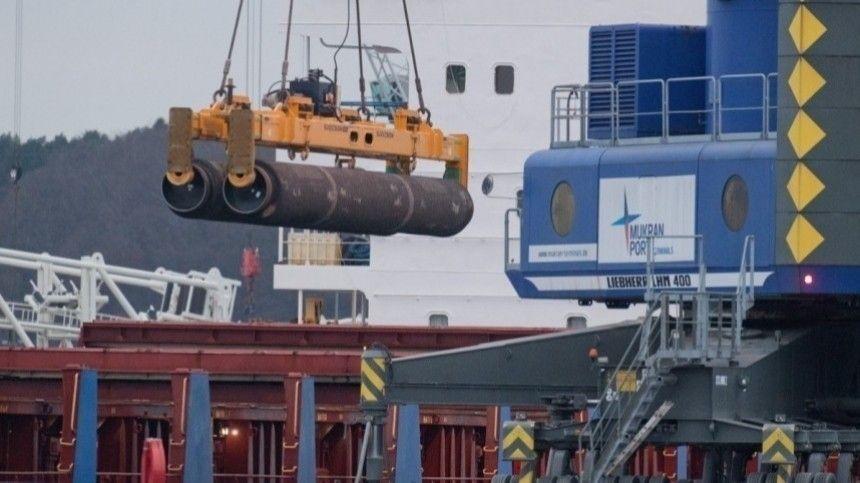 Уже в доле: почему США отказываются от санкций против Северного потока  2