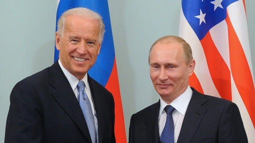 В МИД рассказали, когда Кремль даст согласие на встречу Путина с Байденом