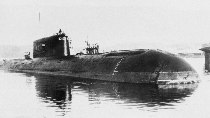 Затонувшее вНорвежском море судно законсервировали в1995 году.