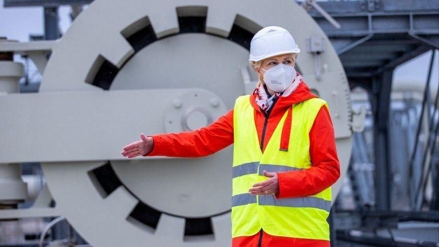 После встречи американского госсекретаря Энтони Блинкена сглавой МИД РФСергеем Лавровым Штаты нестали вводить ограничения наоператора строящегося газопровода.