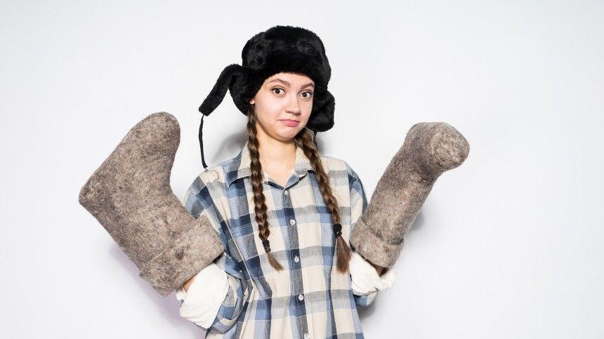 Европейцы считают, что вРоссии люди одеваются слишком вычурно.