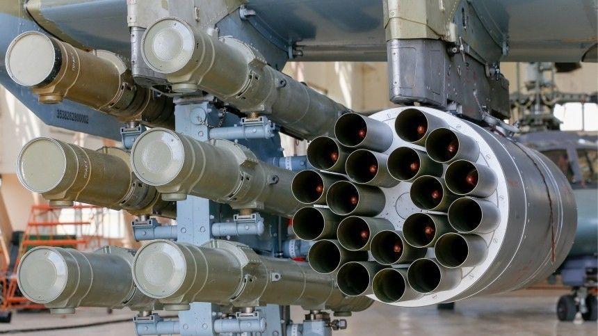 Разработка оружия ведется засобственные деньги корпорации «Ростех».