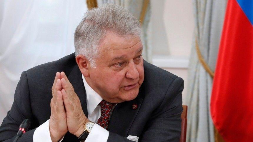 Президент Курчатовского института выступил слекцией втретий день марафона «Новые Знания».