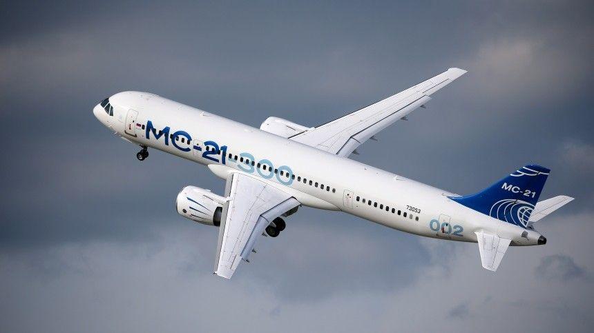 Премьер-министр подчеркнул, что новый российский самолет наглядное подтверждение преодоления кризиса вотечественной авиационной промышленности.