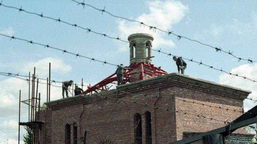 Заключенные сами будут рады променять место взоне наработу висправительном центре, считает министр.