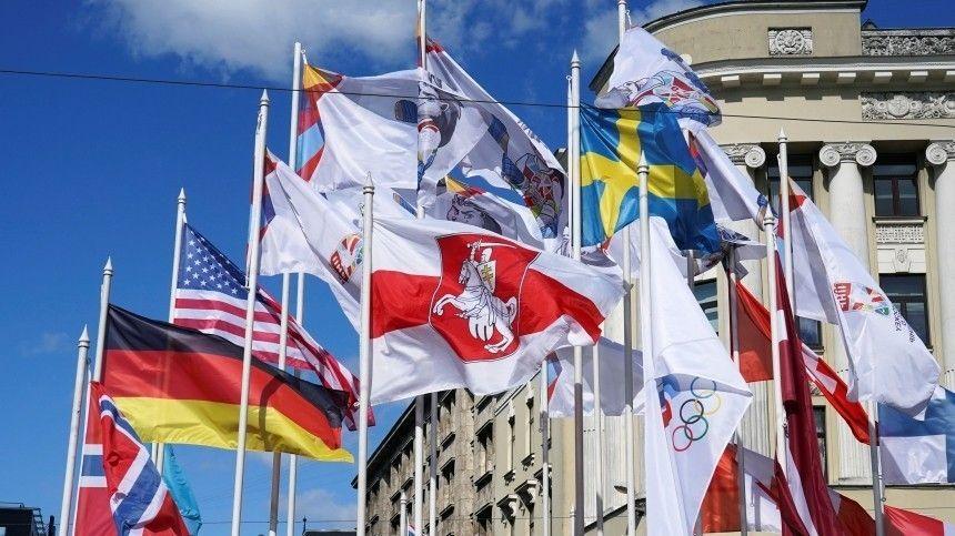 В Госдуме отреагировали на замену флага России на ЧМ по хоккею в Риге
