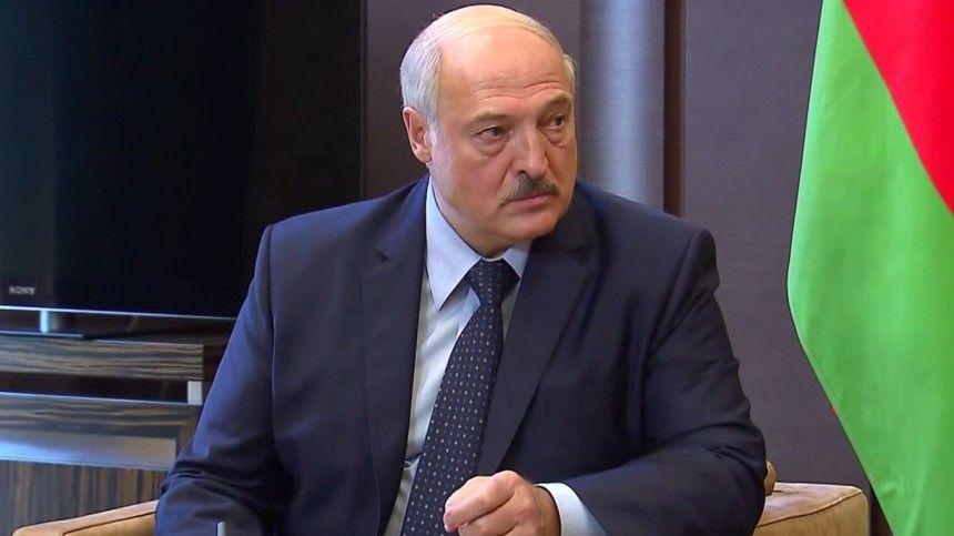 Лукашенко не будет сегодня комментировать ситуацию с Ryanair