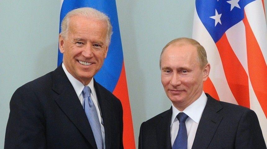 Первая личная встреча: что будут обсуждать Путин и Байден в Женеве