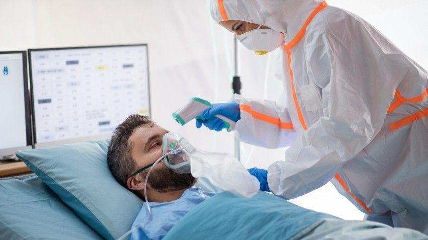 Ученые выявили новый признак смертельных осложнений у пациентов с COVID-19