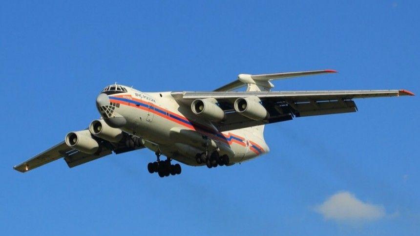 В Каире приземлился спецборт МЧС для вывоза россиян из сектора Газа
