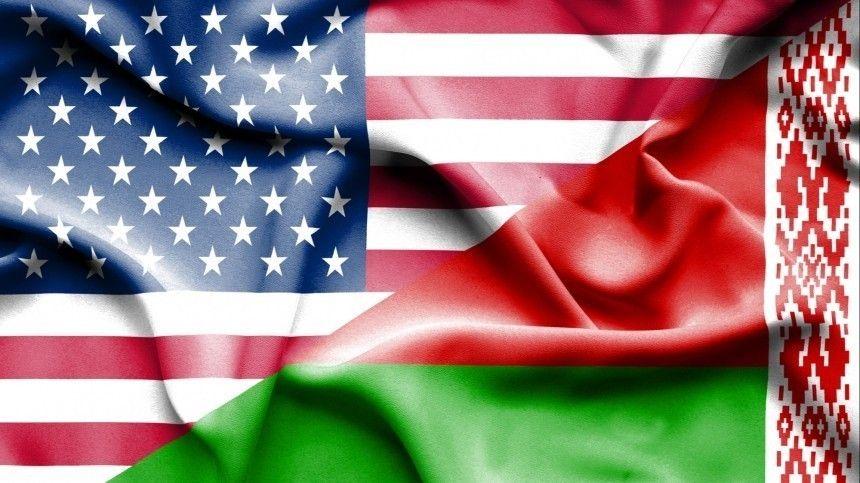 Новые санкции против Белоруссии анонсировали в США