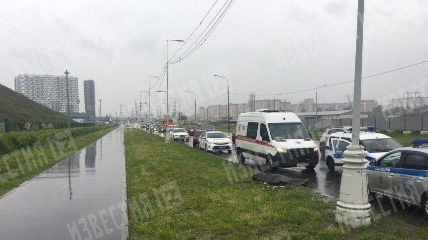 Ножом в сердце: таксист убил мужчину на юго-востоке Москвы