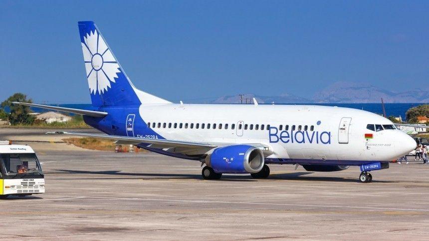 Почему Белавиа не намерена восстанавливать авиасообщение с Крымом